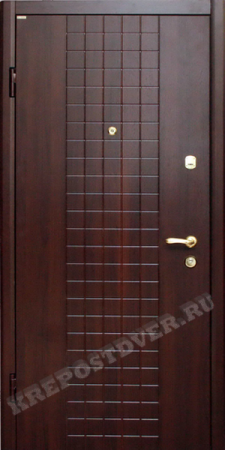 Входная дверь МДФ-41 — 1 фото
