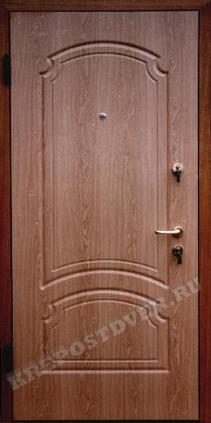 входные металлические двери с пвх