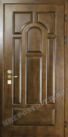Входная дверь МДФ-43 — 1 фото