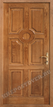 Входная дверь Эконом-МДФ-46 — 1 фото