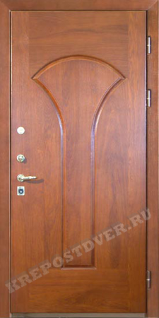 Входная дверь Эконом-МДФ-47 — 1 фото