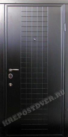 Входная дверь МДФ-49 — 1 фото