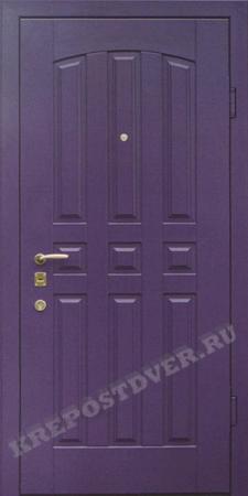 Входная дверь Эконом-МДФ-50 — 1 фото