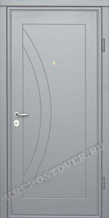 Входная дверь МДФ-51-Т — 1 фото