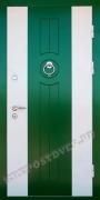 Утепленные входные двери для дома