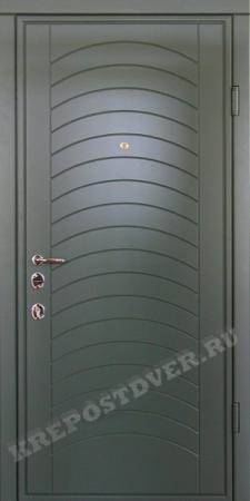 Входная дверь Эконом-МДФ-53 — 1 фото