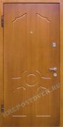 Двери в коттедж утепленные
