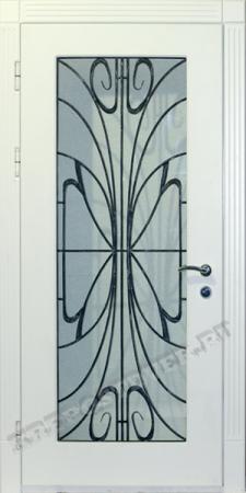 Входная дверь МДФ-73 — 1 фото