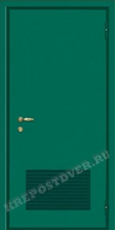 Входная дверь Противопожарная-2 — 1 фото