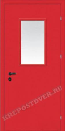 Входная дверь Противопожарная-6 — 1 фото
