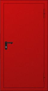 Входная дверь Противопожарная-1-П — 1 фото