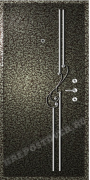 Входная дверь Порошок-37
