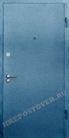 Входная дверь Эконом-Порошок-51 — 1 фото