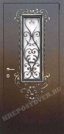Входная дверь Порошок-57 — 1 фото