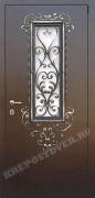 Входная дверь Порошок-57