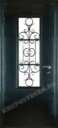 Входная дверь Порошок-58 — 1 фото