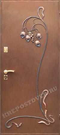 Входная дверь Порошок-59 — 1 фото