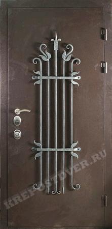 Входная дверь Порошок-61 — 1 фото