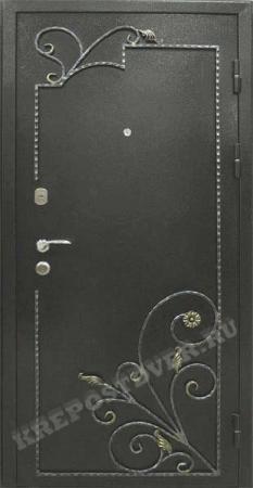 Входная дверь Порошок-66 — 1 фото