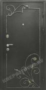 Входная дверь Порошок-66