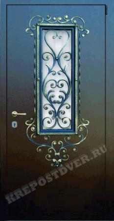 Входная дверь Порошок-68-Т — 1 фото