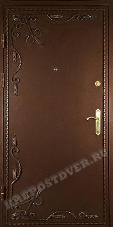 Входная дверь Порошок-38-Т — 1 фото