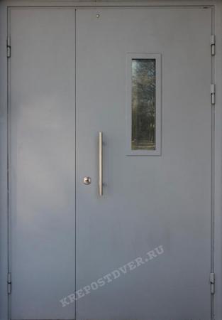 Входная дверь Тамбурная-121 — 1 фото