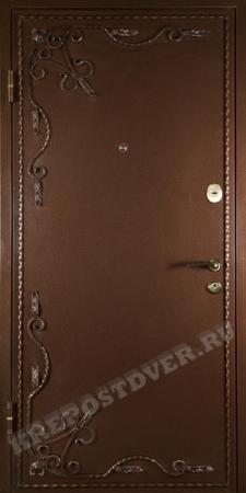 Входная дверь Порошок-39-Т — 1 фото