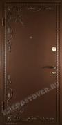 Входная дверь Порошок-39