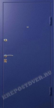 Входная дверь Эконом-Порошок-5 — 1 фото