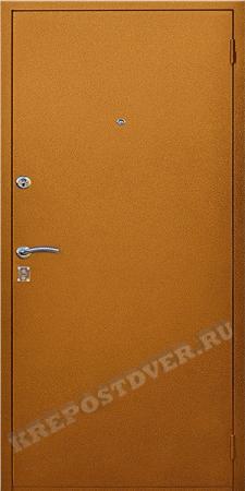 Входная дверь Эконом-Порошок-6 — 1 фото