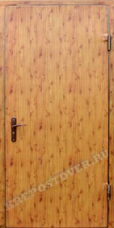 Входная дверь Эконом-Порошок-11 — 1 фото