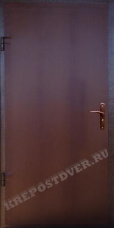 Входная дверь Эконом-Порошок-12 — 1 фото