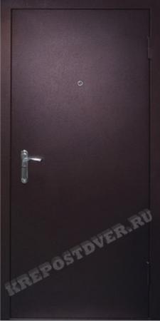 Входная дверь Эконом-Порошок-19 — 1 фото