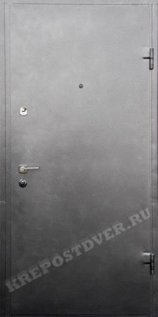 Входная дверь Эконом-Порошок-24 — 1 фото
