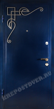 Входная дверь Порошок-44 — 1 фото