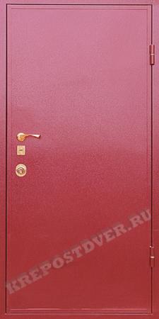 Входная дверь Эконом-Порошок-45 — 1 фото