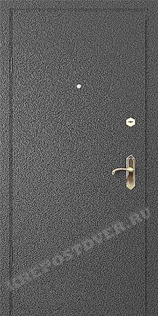 Входная дверь Эконом-Порошок-50 — 1 фото
