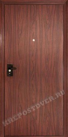 Входная дверь Порошок-дерево — 1 фото