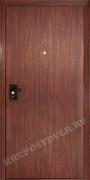 Входная дверь Порошок-дерево