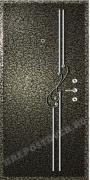 Входная дверь Порошок-1П