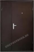 Входная дверь Тамбурная-107