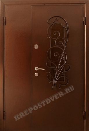 Входная дверь Тамбурная-114 — 1 фото
