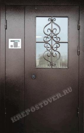 Входная дверь Тамбурная-41 — 1 фото