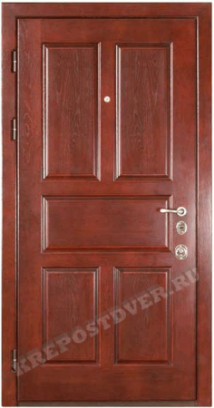 Входная дверь Тамбурная-50 — 1 фото