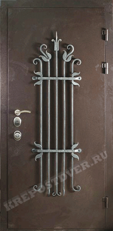 Входная дверь Тамбурная-53 — 1 фото