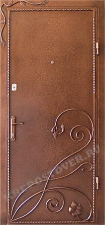 Входная дверь Тамбурная-58 — 1 фото