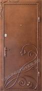 Входная дверь Тамбурная-58