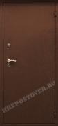 Входная дверь Тамбурная-60 с шумоизоляцией