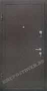 Входная дверь Тамбурная-69 шумоизоляционная